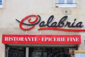 Calabria Pizza Pommard
