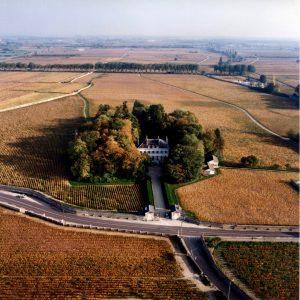 Château de Pommard Harvest