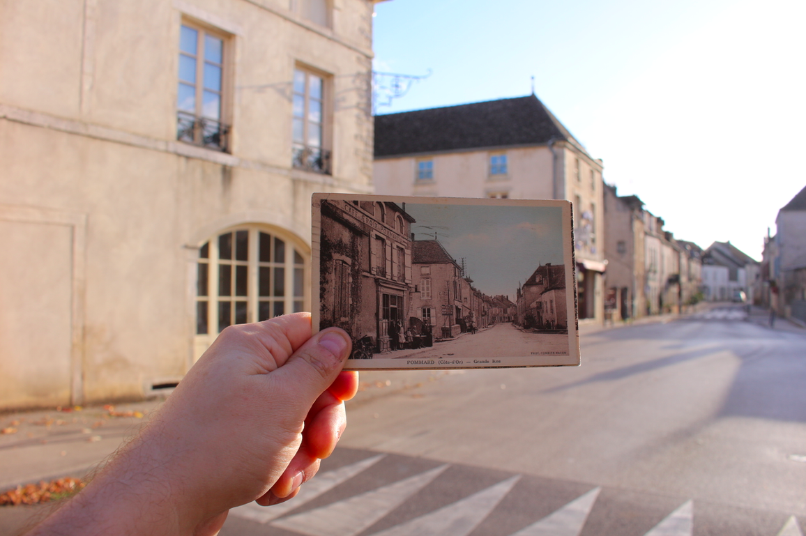 Château de Pommard History