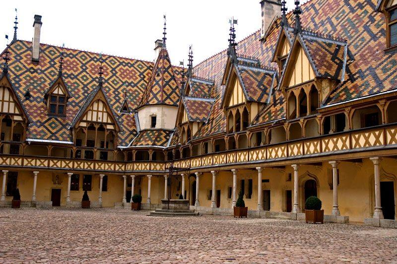 Hôtel Dieu Hospices de Beaune Beaune Wine Festival