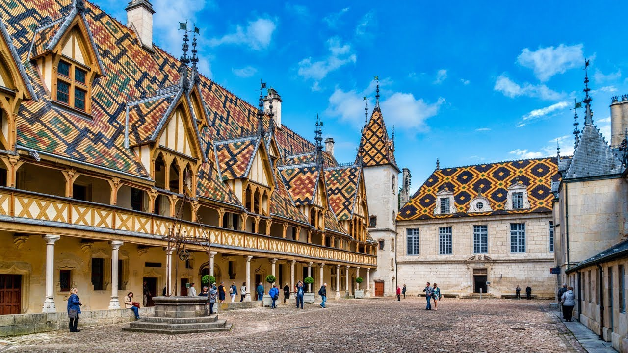 Beaune for Tuile cote de beaune