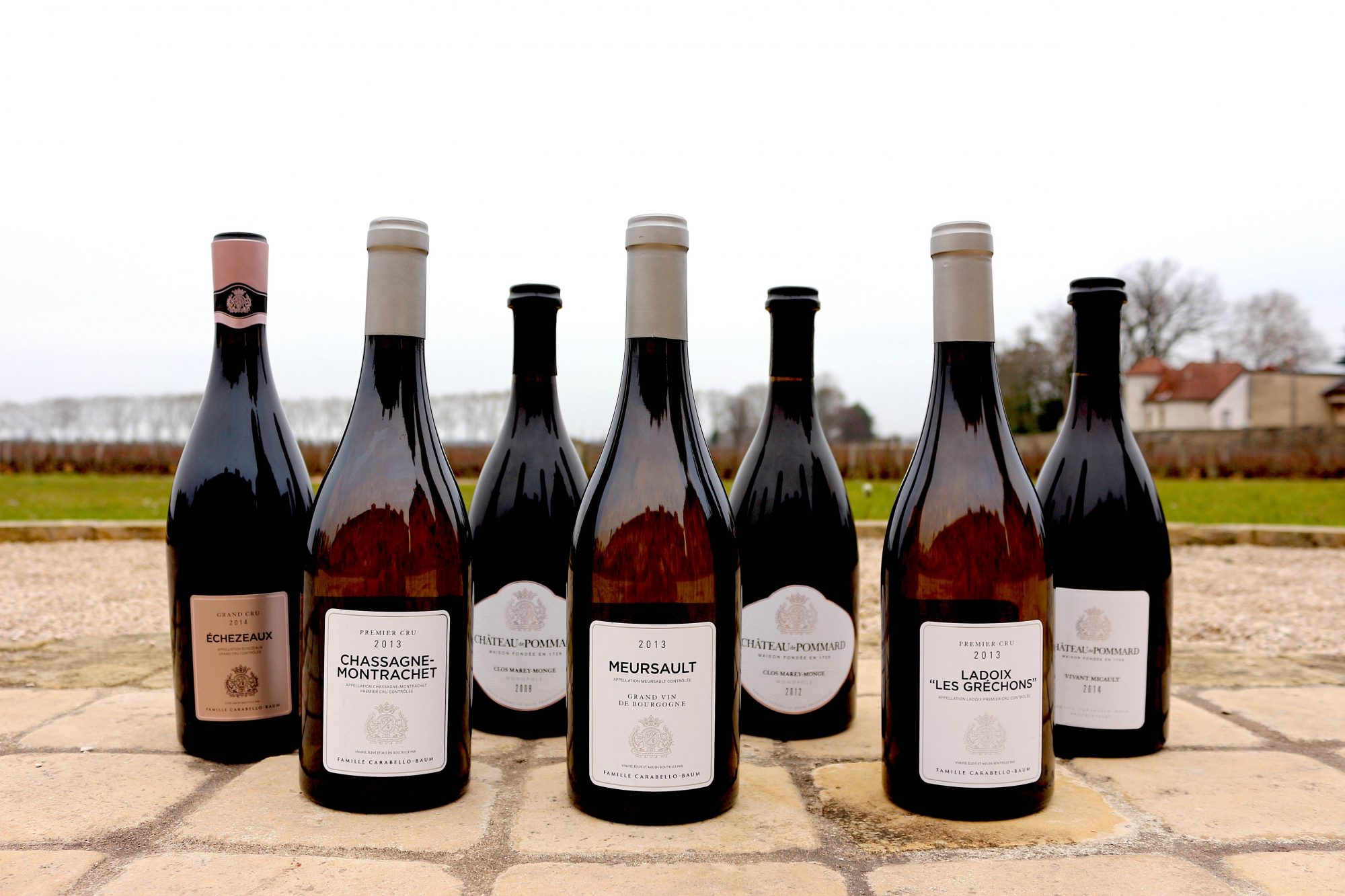 Seven Wines of Christmas
