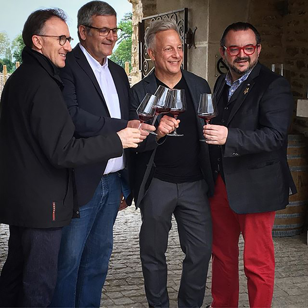 Sommeliers International x Château de Pommard