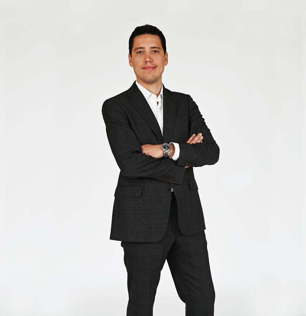 Benoit Daury, Director of On-trade Sales