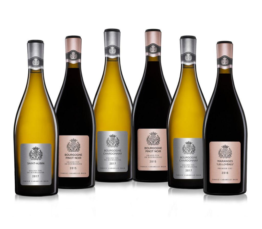 Burgundy Essentials Collection