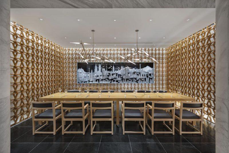 Wine Dinner New York