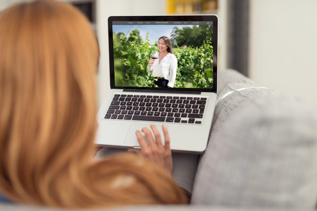 La Route des Grands Crus Online Experiences